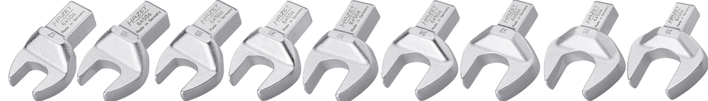 Hazet 6450D-24 Open End Wrenches