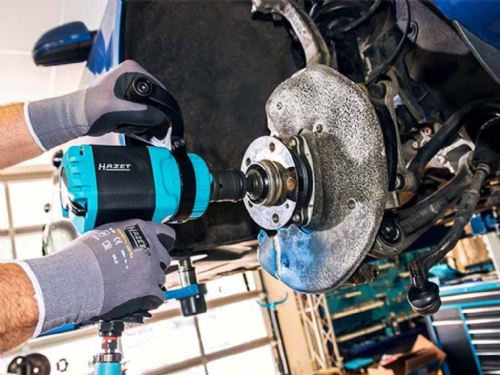 Hazet 9013 TT Pneumatic Air Impact Wrench